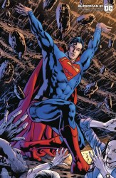 SUPERMAN #21 BRYAN HITCH VAR ED