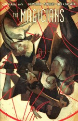 MAGICIANS #5 (OF 5) CVR A KHALIDAH (MR)