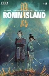 RONIN ISLAND #11 CVR A MILONOGIANNIS