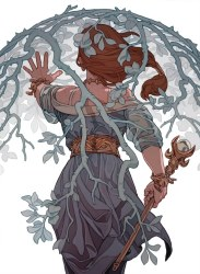 DRAGON AGE BLUE WRAITH #3 (OF 3)
