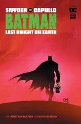 BATMAN LAST KNIGHT ON EARTH HC