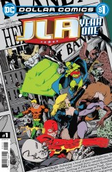 DOLLAR COMICS JLA YEAR ONE #1
