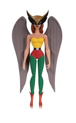 JUSTICE LEAGUE ANIMATED HAWKGIRL ACTION FIGURE