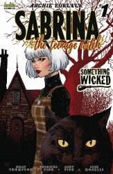 SABRINA SOMETHING WICKED #1 (OF 5) CVR E STEWART
