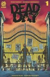 DEAD DAY #1 CVR A CLARKE