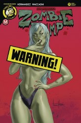 ZOMBIE TRAMP ONGOING #71 CVR F HERMAN RISQUE (MR)