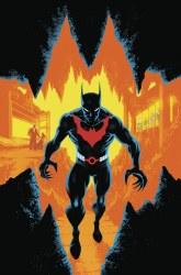 BATMAN BEYOND #43 FRANCIS MANAPUL VAR ED