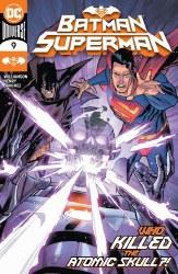 BATMAN SUPERMAN #9