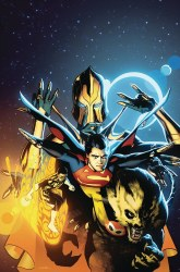 LEGION OF SUPER HEROES #6 2ND PRINT