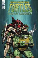 TMNT URBAN LEGENDS #24 CVR A FOSCO