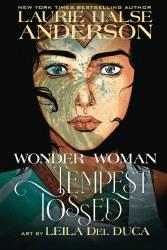 WONDER WOMAN TEMPEST TOSSED TP