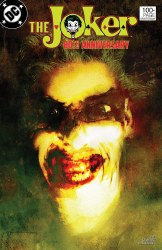 JOKER 80TH ANNIV 100 PAGE SUPER SPECT #1 1980S SEINKIEWICZ V
