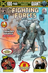 OUR FIGHTING FORCES GIANT #1
