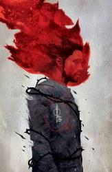 RED MOTHER #3 FOC KHALIDAH VAR