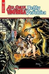 RED SONJA VAMPIRELLA BETTY VERONICA #12 CVR C BRAGA