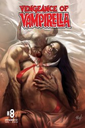 VENGEANCE OF VAMPIRELLA #8 CVR A PARILLO