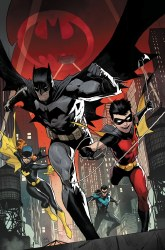 BATMAN THE ADVENTURES CONTINUE #1 (OF 6) DAN MORA VAR ED