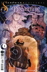 DREAMING WAKING HOURS #1 (MR)