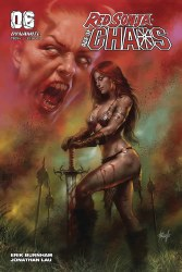 RED SONJA AGE OF CHAOS #6 CVR A PARRILLO