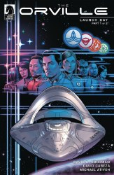 ORVILLE #1 (OF 4) LAUNCH DAY (PT 1 OF 2)