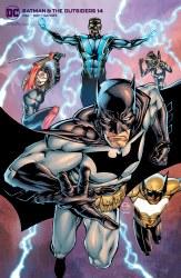 BATMAN AND THE OUTSIDERS #14 SHANE DAVIS VAR ED