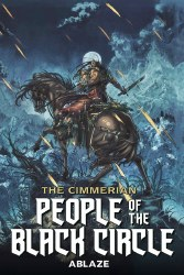 CIMMERIAN PEOPLE OF BLACK CIRCLE #1 CVR A  JAE KWANG PARK (M