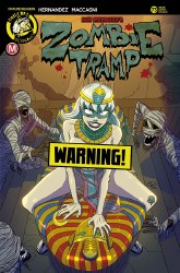 ZOMBIE TRAMP ONGOING #73 CVR F YOUNG RISQUE (MR)
