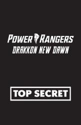 POWER RANGERS DRAKKON NEW DAWN #1 CVR A MAIN SECRET (C: 1-0-