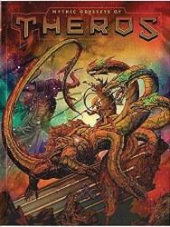 D&D RPG MYTHIC ODYSSEYS OF THEROS HC ALT CVR
