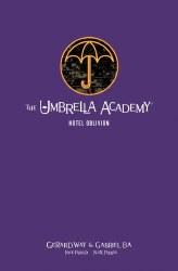 UMBRELLA ACADEMY LIBRARY EDITION HC VOL 03 HOTEL OBLIVION (C