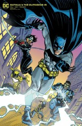 BATMAN AND THE OUTSIDERS #15 CULLY HAMNER VAR ED