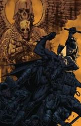 BATMANS GRAVE #9 (OF 12) CARD STOCK S PLATT VAR ED