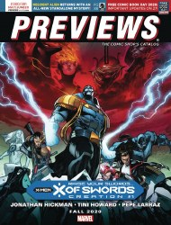 PREVIEWS #383 AUGUST 2020