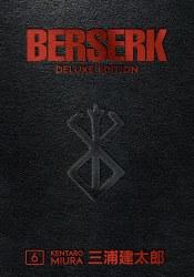 BERSERK DELUXE EDITION HC VOL06 (MR)