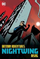 BATMAN ADVENTURES NIGHTWING RISING TP