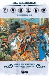 FABLES COMPENDIUM VOL 01 (MR)