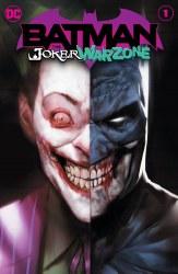 BATMAN THE JOKER WAR ZONE #1 (ONE SHOT) CVR A BEN OLIVER