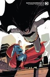 BATMAN SUPERMAN #12 CVR B LEE WEEKS VAR