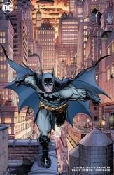 BATMANS GRAVE #10 (OF 12) CVR B ARTHUR ADAMS CARD STOCK VAR