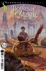 BOOKS OF MAGIC #23 (MR)