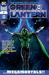 GREEN LANTERN SEASON 2 #7 (OF 12)