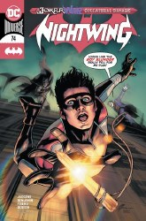 NIGHTWING #74 JOKER WAR