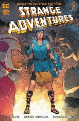 STRANGE ADVENTURES #5 (OF 12) EVAN SHANER VAR ED (MR)