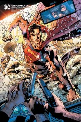 SUPERMAN #25 BRYAN HITCH VAR ED (NOTE PRICE)