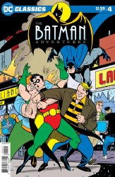 DC CLASSICS THE BATMAN ADVENTURES #4