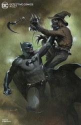 DETECTIVE COMICS #1027 CVR I GAB DELL OTTO BATMAN SCARECROW