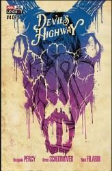 DEVILS HIGHWAY #4 (OF 5) (MR)