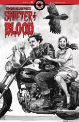 EDGAR ALLAN POE`S SNIFTER OF BLOOD #1 (MR)