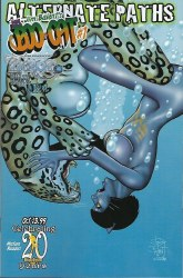 TAROT WITCH OF THE BLACK ROSE #124 ALT PATHS BOO CAT (MR)