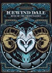 D&D RPG ICE WIND DALE RIME OF THE FROST MAIDEN HC ALT CVR